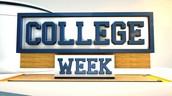 College Week THIS Week!  Jan. 11th - 15th