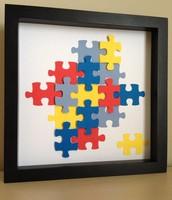 Puzzle calendar - $150