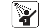 Shower for less time