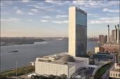 Sede das Organizações das Nações Unidas (ONU) - Nova York - EUA