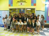 Hockaday Students, Staff Volunteer Across Feeder to Support Literacy