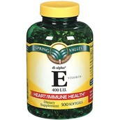 Why is it Bad to Take too Much Vitamin E?