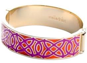 Eleanor bangle - gold