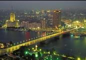 Modern-Day Cairo