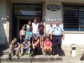 Visita à Esquadra da PSP de Rio Tinto