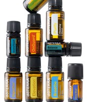 Single oils and Oil blends.