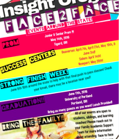 Face to Face events coming up!!!