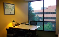 Spacious window offices