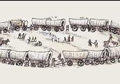 circled wagons