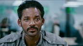 Will Smith who plays Chris Gardener in the movie