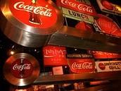 Coca Cola museum in Georgia