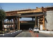 91 Freeway Construction