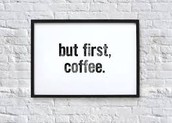Coffee With the Principal 9/24 8:30 am