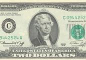 2 DOLLARS