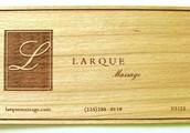 larquemassage.com
