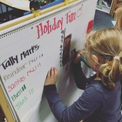 Holiday graphing fun