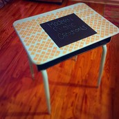 Custom School Desk