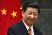 Current President - Xi Jinping