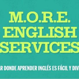 More English Services profile pic