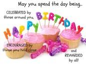 Happy Birthday November Babies!!!