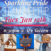 Sparkling Pride Local Meetup 1/12