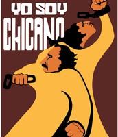 """Yo Soy Chicano"" by Malaquias Montoya"