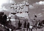אנדרטה של סטלין