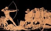 Ciconians Retaliation
