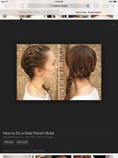 The French braid