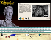 Interactive Timeline: Lincoln