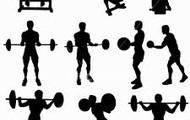 Levantarse los pesas