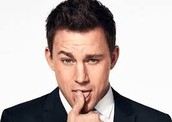 Channing Tatum as Claudio!