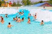 mount olympus tidal wave pool