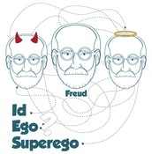 The Ego's Freud style
