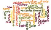 Language Arts:  Adverbs / Latin Roots