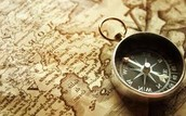 Her Grandfather's Old Compass