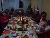 Noche Buena December 24