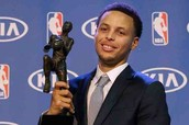 Achievments For Stephen Curry