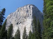 Here's a quartz mountain range