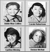 The four girls that were killed