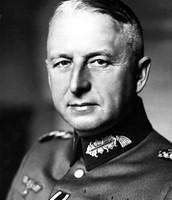 General Erich von Manstein