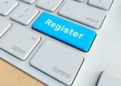Registration News!