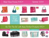Summer 2014 Designs