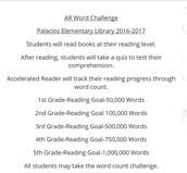 AR Word Challenge
