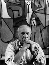 Picasso, Pablo Ruíz