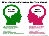 Growth Vs. Fixed Mindsets