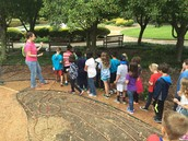 3rd Graders Visit Texas Discovery Gardens!