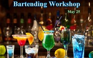 Bartending Workshop - May 25