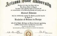 Bachelors degree