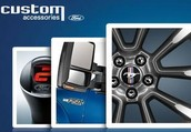 Ford Custom Accesories